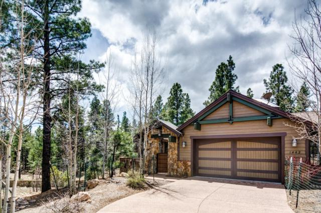 1442 E Castle Hills Drive, Flagstaff, AZ 86005 (MLS #5930753) :: Team Wilson Real Estate