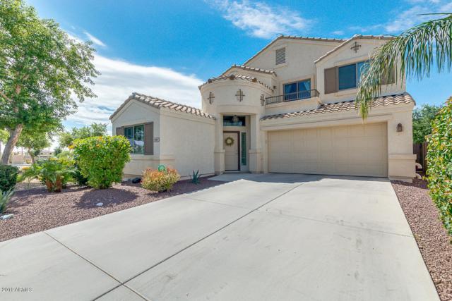 9817 W Quail Avenue, Peoria, AZ 85382 (MLS #5930757) :: Team Wilson Real Estate