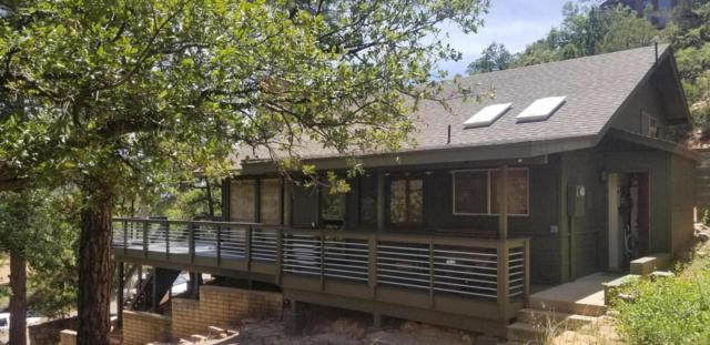 4802 N Canyon Vista Drive, Pine, AZ 85544 (MLS #5930758) :: Team Wilson Real Estate