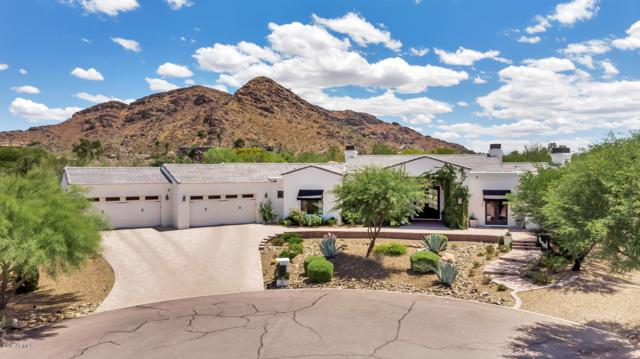 8600 N Avenida Del Sol, Paradise Valley, AZ 85253 (MLS #5930779) :: CC & Co. Real Estate Team