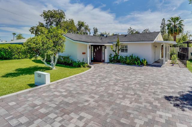 721 E Claremont Street, Phoenix, AZ 85014 (MLS #5930805) :: CC & Co. Real Estate Team