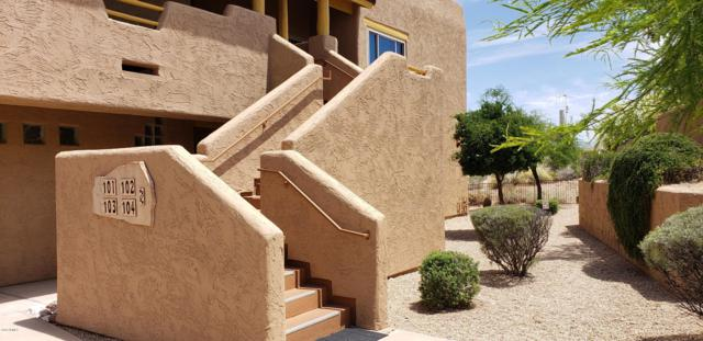 16400 E Arrow Drive #101, Fountain Hills, AZ 85268 (MLS #5930811) :: Team Wilson Real Estate