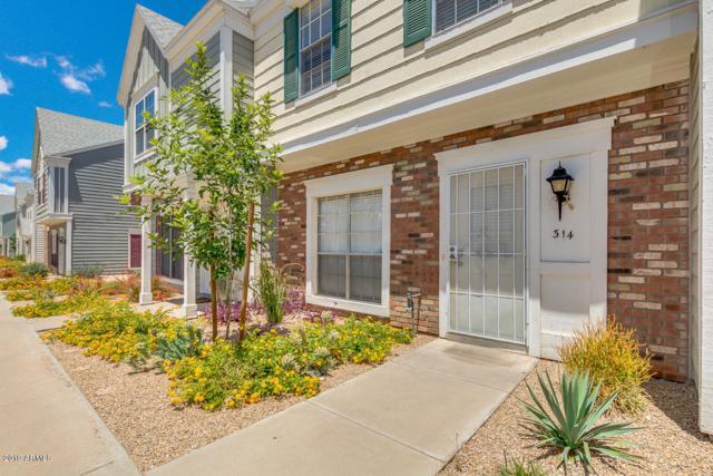 1601 N Saba Street #314, Chandler, AZ 85225 (MLS #5930843) :: CC & Co. Real Estate Team