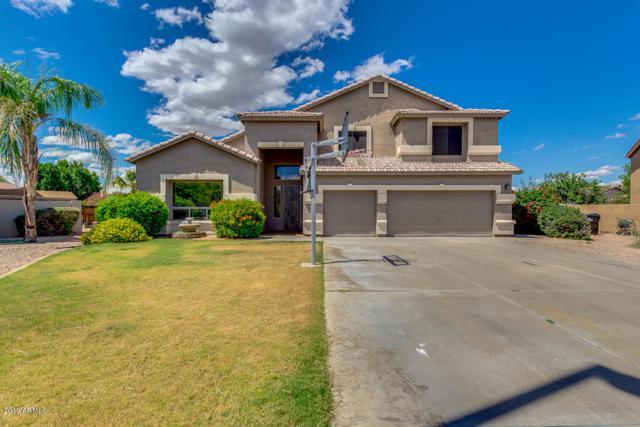 1340 N Bonito Court, Gilbert, AZ 85233 (MLS #5930852) :: Riddle Realty