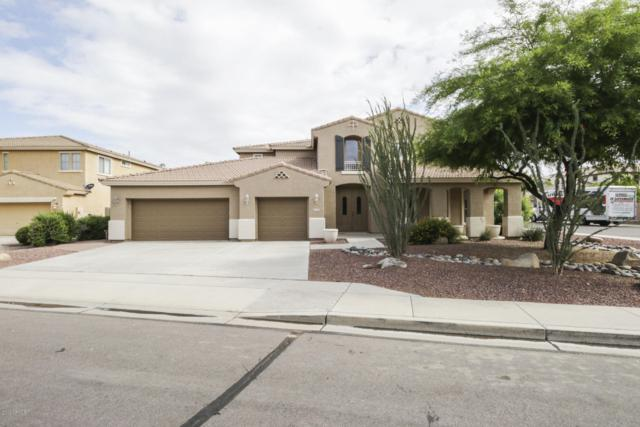 11518 E Roselle Avenue, Mesa, AZ 85212 (MLS #5930864) :: Team Wilson Real Estate