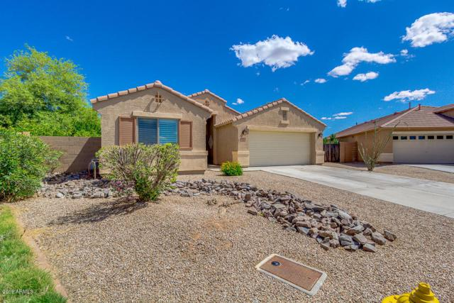 38417 N Sandy Court, San Tan Valley, AZ 85140 (MLS #5930890) :: The Everest Team at My Home Group