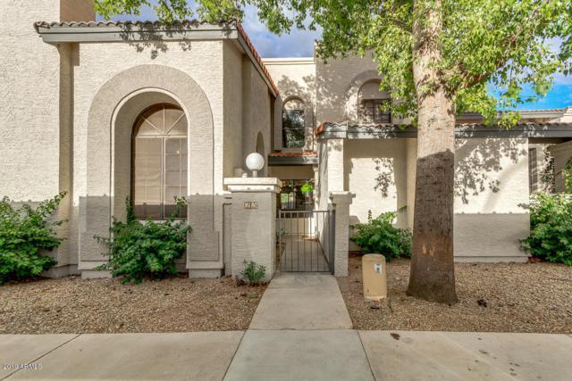 1718 S Longmore Street #23, Mesa, AZ 85202 (MLS #5930891) :: CC & Co. Real Estate Team