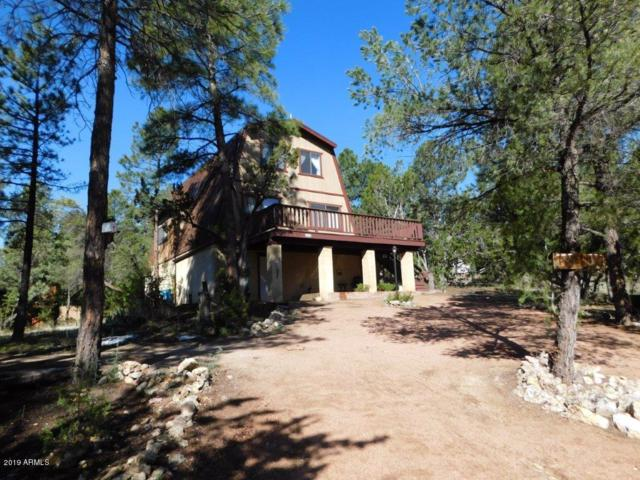 3334 Whispering Pine Drive, Overgaard, AZ 85933 (MLS #5930892) :: Team Wilson Real Estate
