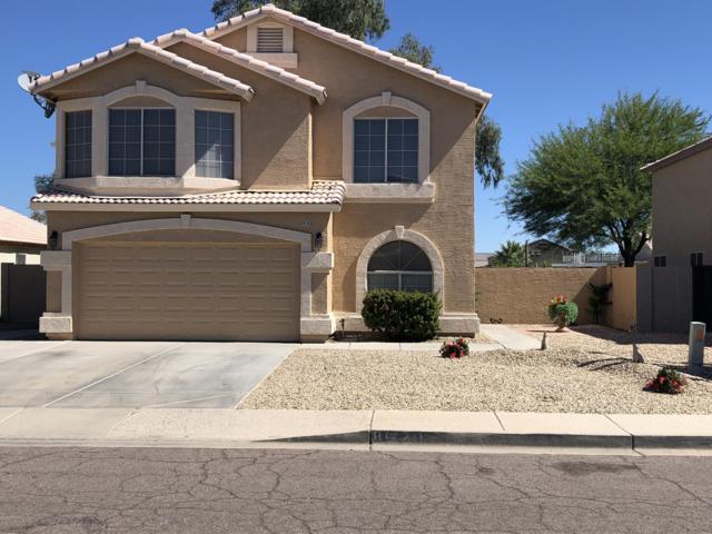 8920 W Christopher Michael Lane, Peoria, AZ 85345 (MLS #5930974) :: Team Wilson Real Estate