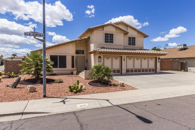 4031 W La Junta Drive, Glendale, AZ 85310 (MLS #5931034) :: Team Wilson Real Estate