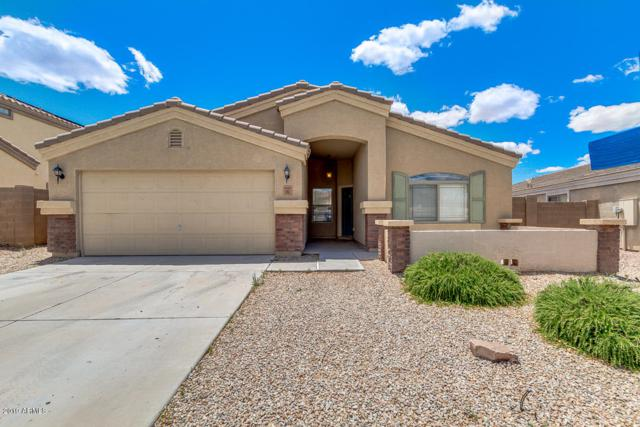 853 E Dragon Springs Drive, Casa Grande, AZ 85122 (MLS #5931041) :: Yost Realty Group at RE/MAX Casa Grande