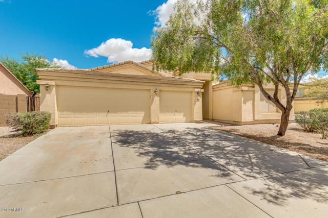 1222 W Avalon Canyon Drive, Casa Grande, AZ 85122 (MLS #5931053) :: Yost Realty Group at RE/MAX Casa Grande
