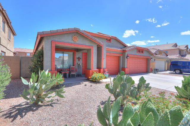36529 W Bilbao Street, Maricopa, AZ 85138 (MLS #5931064) :: Team Wilson Real Estate