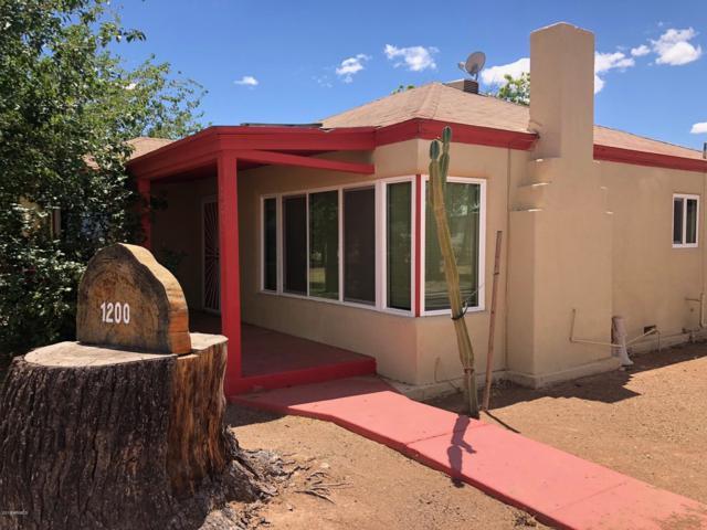 1200 S Arizona Boulevard, Coolidge, AZ 85128 (MLS #5931098) :: CC & Co. Real Estate Team