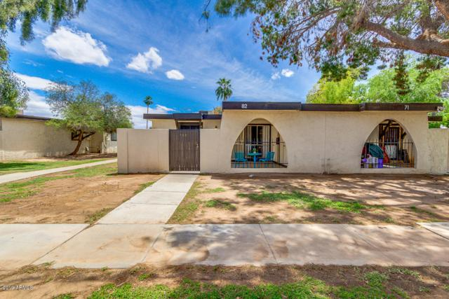 720 S Dobson Road #82, Mesa, AZ 85202 (MLS #5931104) :: CC & Co. Real Estate Team