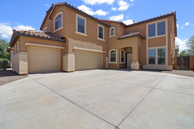 16209 W Hilton Avenue, Goodyear, AZ 85338 (MLS #5931124) :: The Luna Team