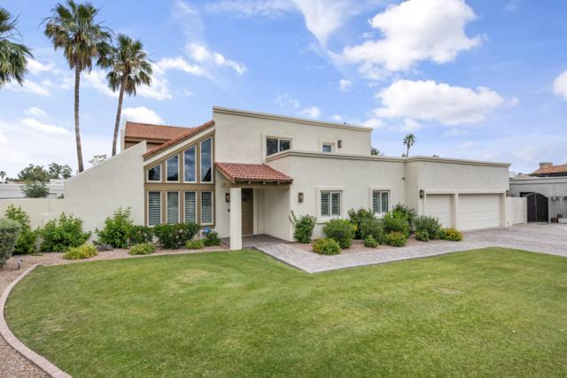 8039 N Via De Lago, Scottsdale, AZ 85258 (MLS #5931156) :: CC & Co. Real Estate Team