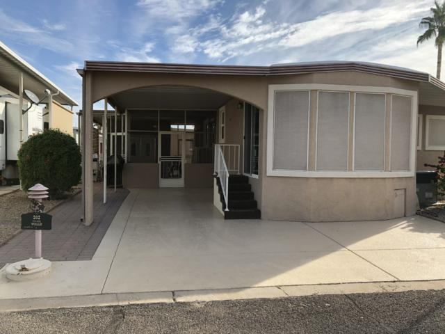 17200 W Bell Road #382, Surprise, AZ 85374 (MLS #5931204) :: Long Realty West Valley