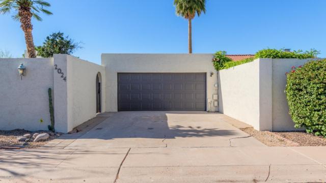 2024 E Aspen Drive, Tempe, AZ 85282 (MLS #5931207) :: Team Wilson Real Estate
