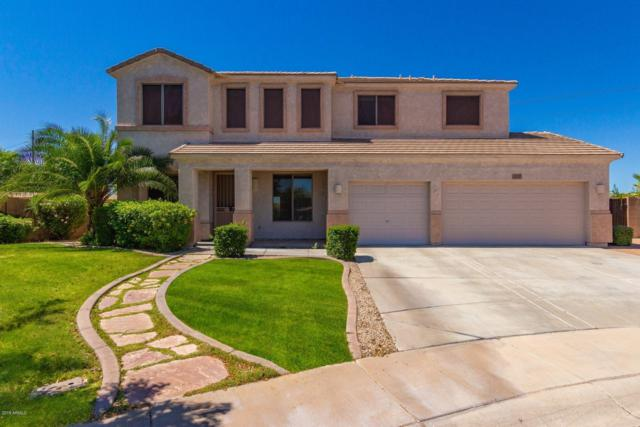 21728 N 92ND Lane, Peoria, AZ 85382 (MLS #5931248) :: The Laughton Team