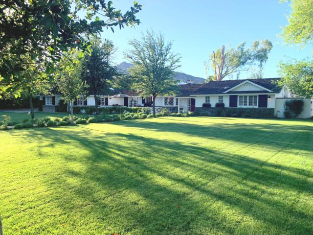 6420 E Exeter Boulevard, Scottsdale, AZ 85251 (MLS #5931378) :: CC & Co. Real Estate Team