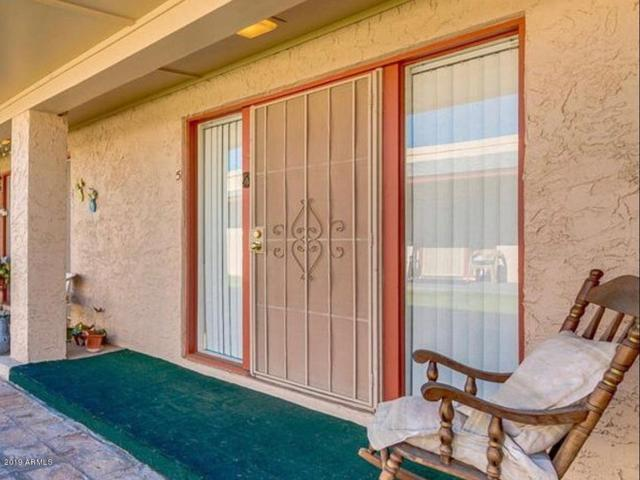 12820 N 113TH Avenue #5, Youngtown, AZ 85363 (MLS #5931380) :: Riddle Realty