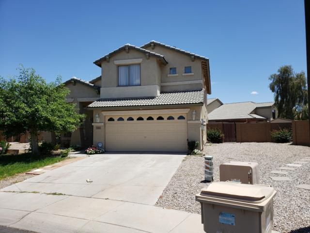 24853 W Vista Norte Court, Buckeye, AZ 85326 (MLS #5931392) :: The Luna Team