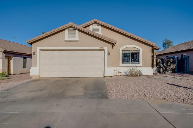 540 N 105TH Place, Mesa, AZ 85207 (MLS #5931419) :: HOMM