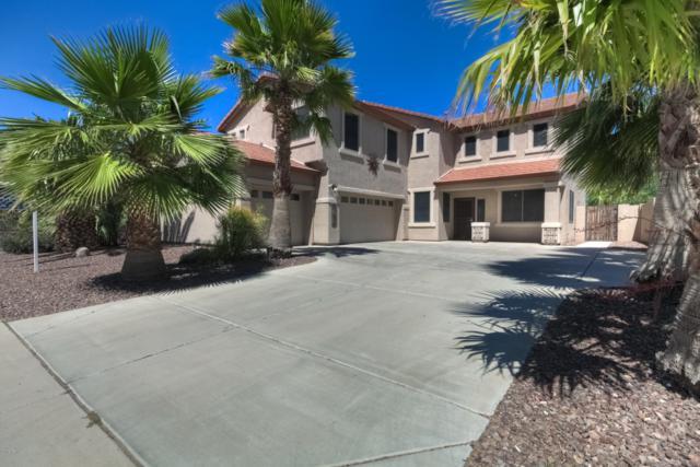 22265 N Van Loo Drive, Maricopa, AZ 85138 (MLS #5931439) :: Keller Williams Realty Phoenix