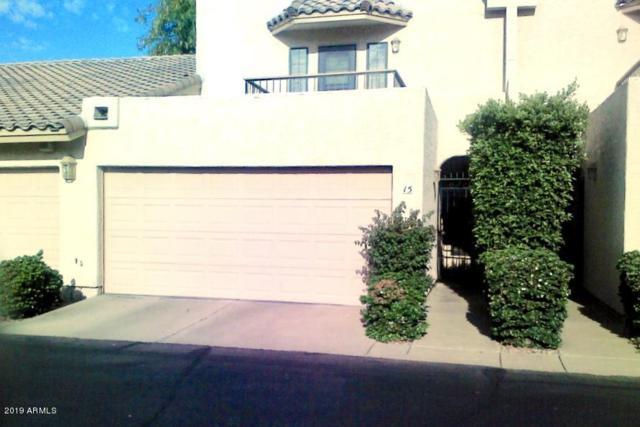 8540 N Central Avenue #15, Phoenix, AZ 85020 (MLS #5931452) :: Kepple Real Estate Group