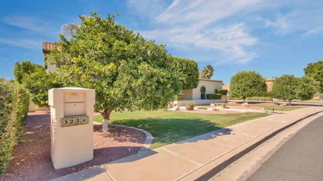 3228 E Fountain Street, Mesa, AZ 85213 (MLS #5931518) :: HOMM