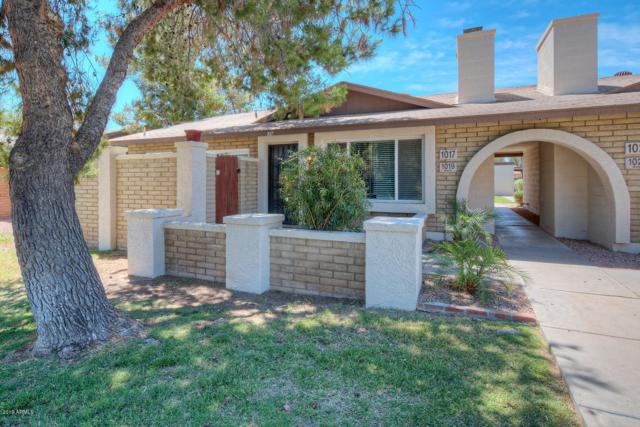 1017 W Laguna Drive, Tempe, AZ 85282 (MLS #5931559) :: CC & Co. Real Estate Team