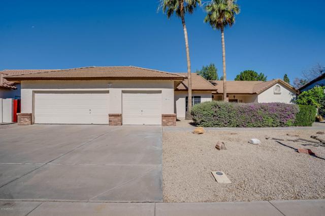 846 N Hudson Drive, Chandler, AZ 85225 (MLS #5931586) :: Riddle Realty