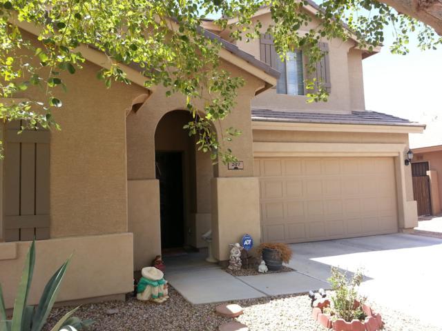 207 S La Amador Trail, Casa Grande, AZ 85194 (MLS #5931595) :: The Daniel Montez Real Estate Group