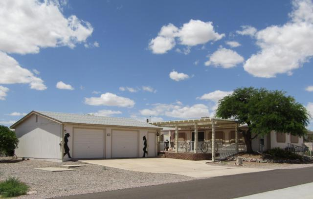 901 E California Boulevard, Florence, AZ 85132 (MLS #5931611) :: Brett Tanner Home Selling Team