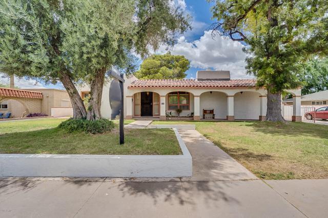 3118 N 47TH Place, Phoenix, AZ 85018 (MLS #5931613) :: Lucido Agency