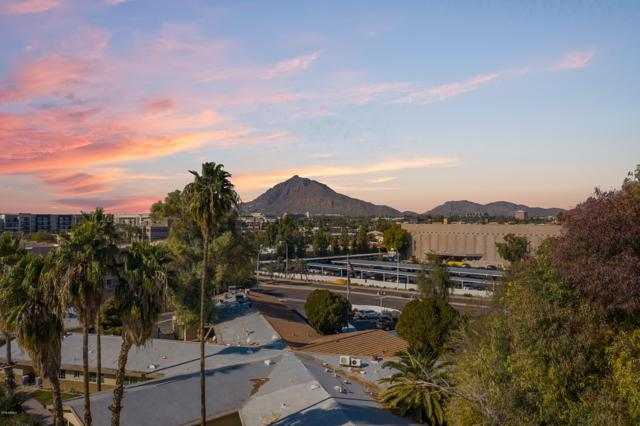 7300 E Earll Drive #4009, Scottsdale, AZ 85251 (MLS #5931639) :: Brett Tanner Home Selling Team