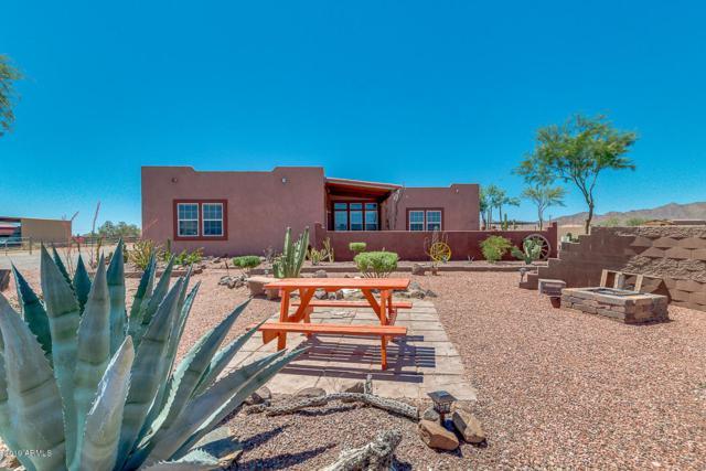 52669 W Venise Drive, Maricopa, AZ 85139 (MLS #5931693) :: Devor Real Estate Associates