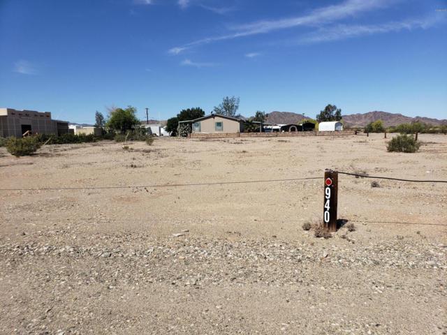 940 W Pyramid Street, Quartzsite, AZ 85346 (MLS #5931726) :: Nate Martinez Team