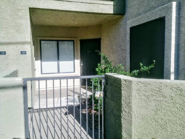 4201 N 20TH Street #129, Phoenix, AZ 85016 (MLS #5931772) :: The W Group