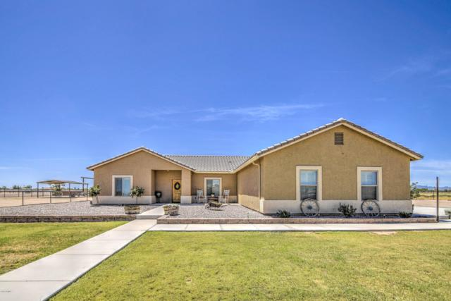 34795 W Cudia Road, Stanfield, AZ 85172 (MLS #5931911) :: Riddle Realty Group - Keller Williams Arizona Realty