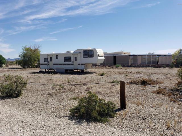 990 W Pyramid Street, Quartzsite, AZ 85346 (MLS #5932038) :: Nate Martinez Team