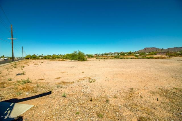 NW Superstition Blvd & Delaware, Apache Junction, AZ 85119 (MLS #5932334) :: Brett Tanner Home Selling Team