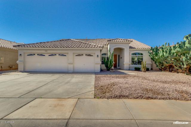 851 W Cherrywood Drive, Chandler, AZ 85248 (MLS #5932586) :: The Bill and Cindy Flowers Team