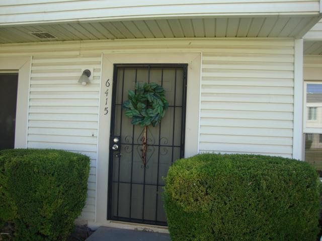 6415 S La Corta Drive, Tempe, AZ 85283 (MLS #5932819) :: Power Realty Group Model Home Center
