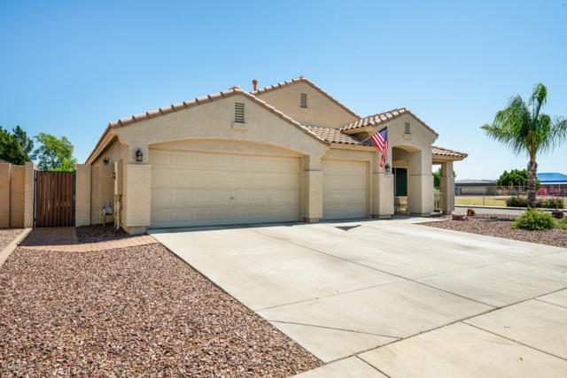 8174 W Quail Avenue, Peoria, AZ 85382 (MLS #5933007) :: Riddle Realty