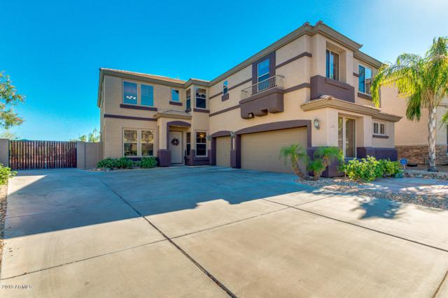 2801 W Windsong Drive, Phoenix, AZ 85045 (MLS #5933032) :: Revelation Real Estate
