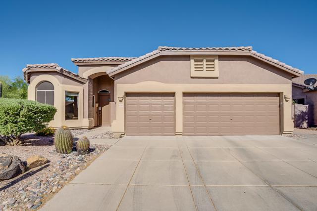 3060 N Ridgecrest #126, Mesa, AZ 85207 (MLS #5933240) :: Homehelper Consultants
