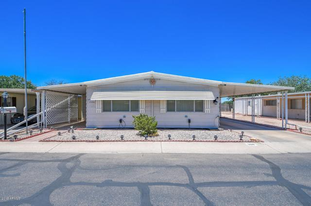2100 N Trekell Road #308, Casa Grande, AZ 85122 (MLS #5933323) :: Nate Martinez Team