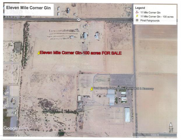 387 W Highway 287, Casa Grande, AZ 85194 (MLS #5933344) :: RE/MAX Desert Showcase
